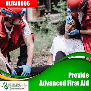 Advanced First Aid Training Course