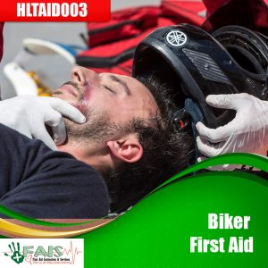 Biker First Aid Training Course