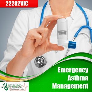 Emergency Asthma Management Training Course