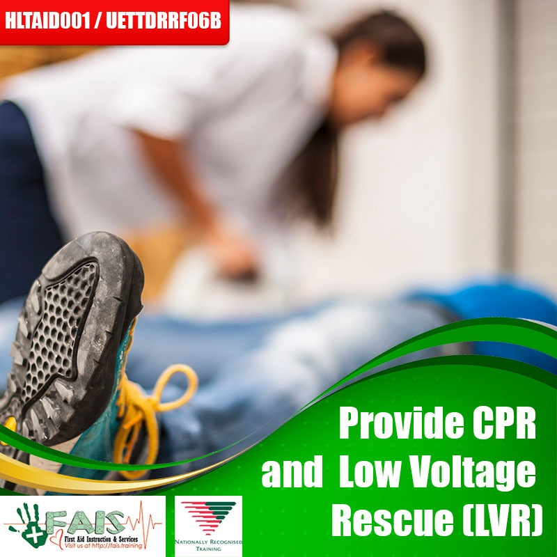 CPR and LVR