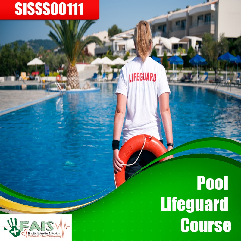 Pool Lifeguard Course