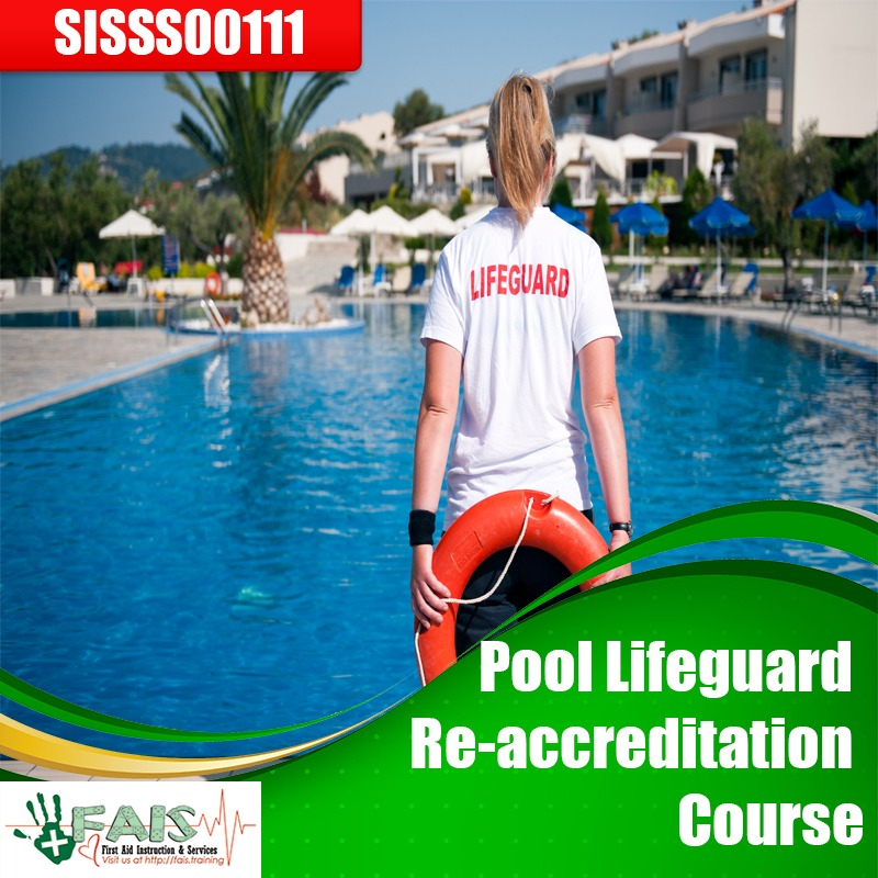Pool Lifeguard Re-accreditation Course